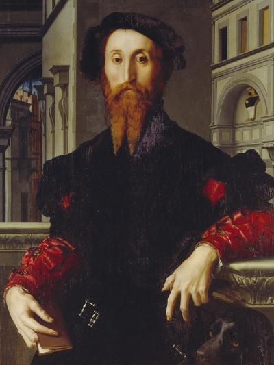 Bartolomeo Panciatichi, C. 1540-Agnolo Bronzino-Giclee Print