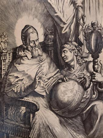 Pope Gregory XIII, 16th century (1894)
