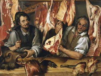 The Butcher's