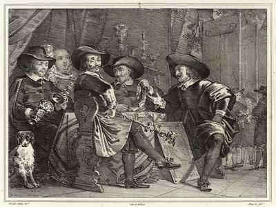 Governors of the Archers' Civic Guard, Amsterdam