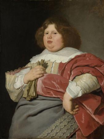 Portrait of Gerard Andriesz Bicker, c.1642