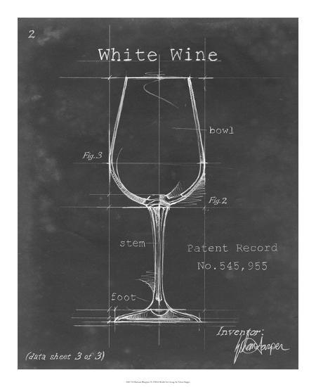 Barware blueprint iv giclee print by ethan harper the new art barware blueprint ivby ethan harper malvernweather Choice Image