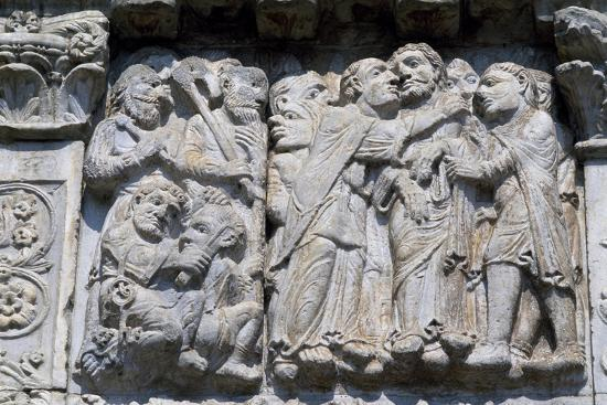 Bas-Relief of Maestro Guglielmo--Giclee Print