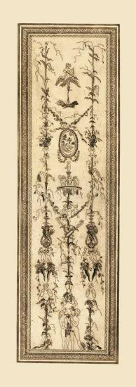 Bas-Relief V--Art Print