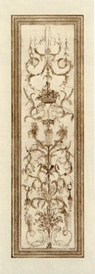 Bas-Relief VI--Art Print