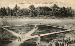 Baseball Game by Currier and Ives