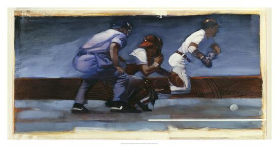Baseball II-Bruce Dean-Giclee Print