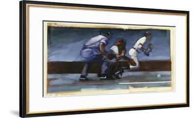 Baseball II-Bruce Dean-Framed Giclee Print