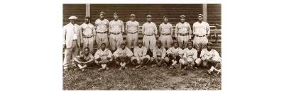 Baseball: Negro Leagues--Photographic Print
