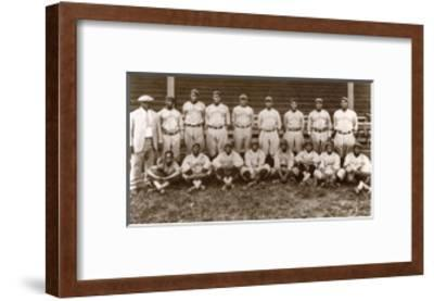 Baseball: Negro Leagues