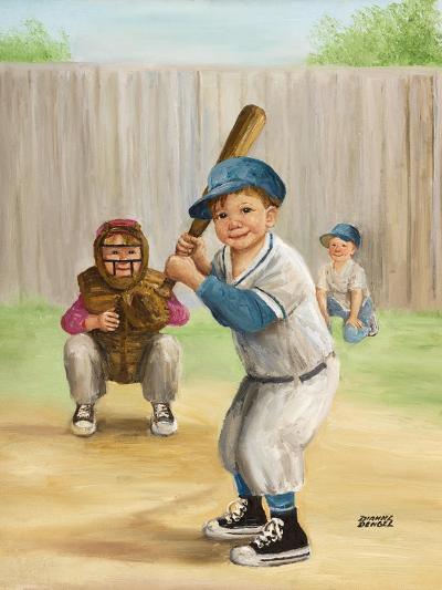 Baseball-Dianne Dengel-Giclee Print