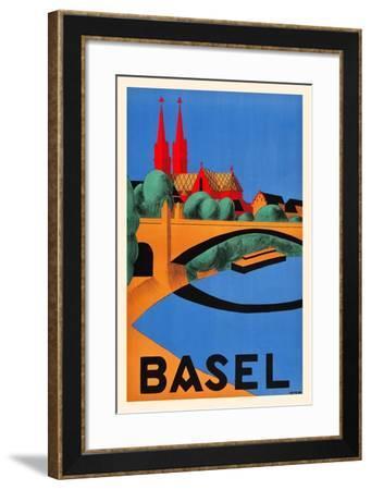 Basel-Hedwig Meyer-Framed Art Print