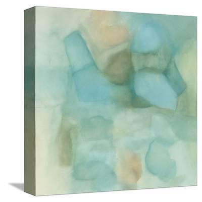 Bashful-Max Jones-Stretched Canvas Print