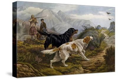 Grouse Hunting, 1880