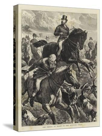 The Prince of Wales in the Hunting Field