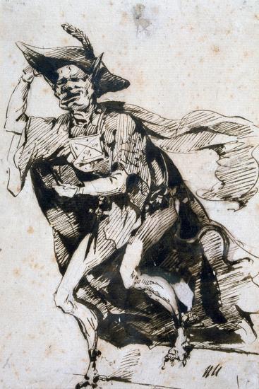 Basile, C1825-1877-Henry Bonaventure Monnier-Giclee Print