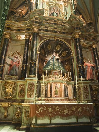 Basilica Cathedral of Lima, Lima, Peru, South America-Michael DeFreitas-Photographic Print