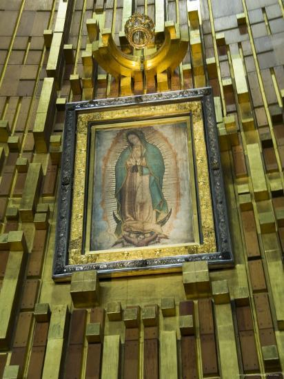 Basilica De Guadalupe, a Famous Pilgramage Center, Mexico City, Mexico, North America-R H Productions-Photographic Print