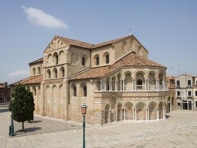 Basilica Dei Santi Maria E Donato in Murano, Venice, Veneto, Italy, Europe-Martin Child-Photographic Print