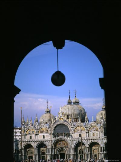 Basilica of St. Mark's, Venice, Unesco World Heritage Site, Veneto, Italy-Oliviero Olivieri-Photographic Print