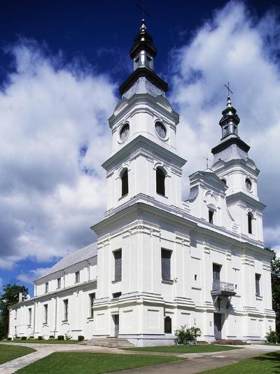 Basilica of the Visitation of the Blessed Virgin Mary--Giclee Print