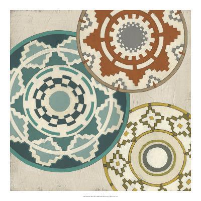 Basket Motif III-June Erica Vess-Giclee Print
