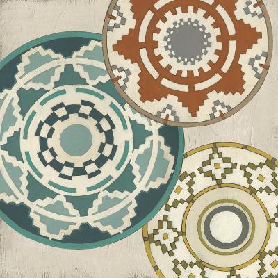 Basket Motif III-June Erica Vess-Art Print