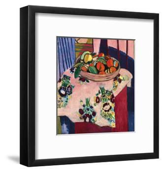 Basket with Oranges-Henri Matisse-Framed Art Print