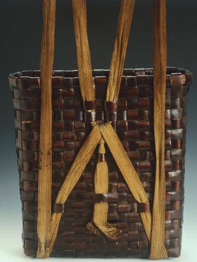 Basket--Giclee Print