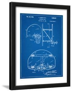 Blueprints artwork for sale limited editions at art basketball goal patent malvernweather Images