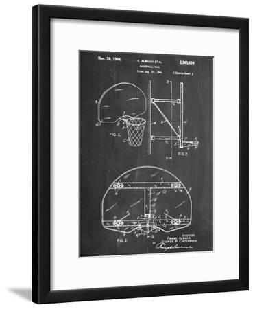 Basketball Goal Patent