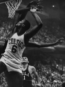 Basketball Player Bill Russell