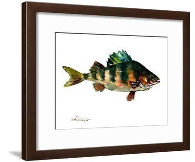 Bass Fish 2-Suren Nersisyan-Framed Art Print
