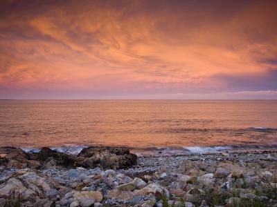 Bass Rocks, Gloucester, Cape Anne, Massachusetts, USA-Walter Bibikow-Photographic Print