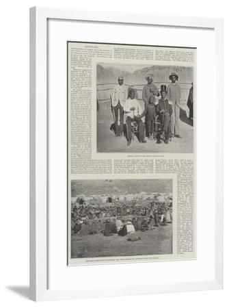 Basutoland--Framed Giclee Print