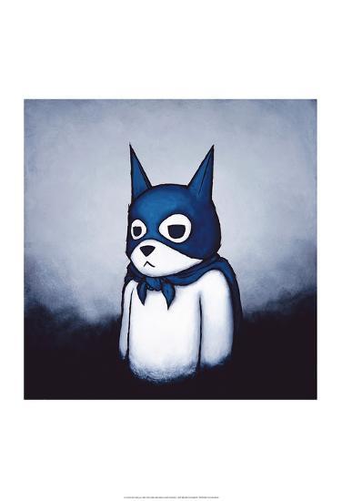 Bat Bear-Luke Chueh-Art Print