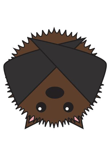 Bat--Art Print