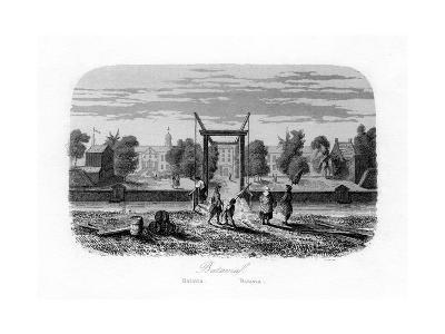 Batavia (Jakart), Indonesia, C1840-N Remond-Giclee Print
