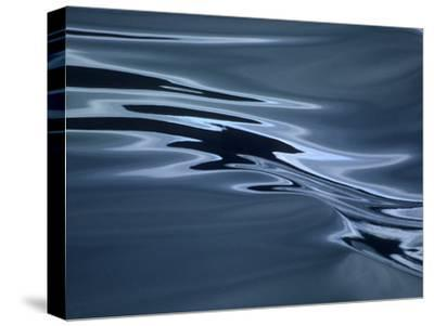 Abstract Reflections and Ripples in Water