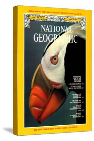 Cover of the March, 1979 National Geographic Magazine