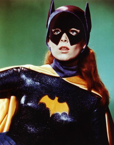 Batgirl--Photo