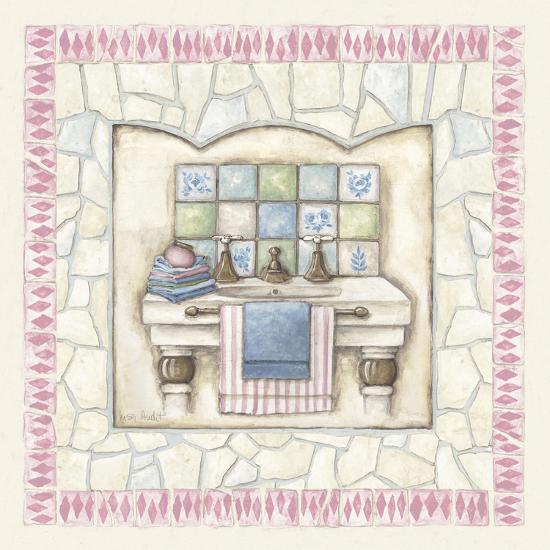 Bath A-Lisa Audit-Giclee Print
