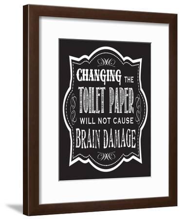Bath_Chalk-08-Melody Hogan-Framed Art Print