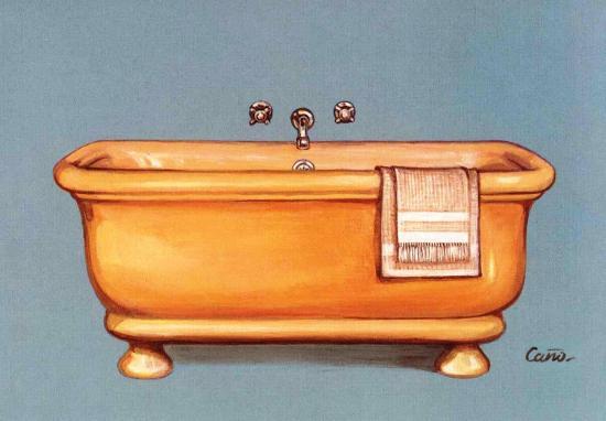 Bath III-Cano-Art Print