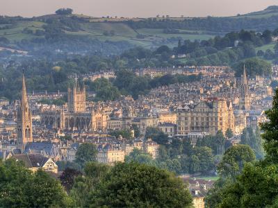 Bath, Somerset, England, United Kingdom, Europe-Rob Cousins-Photographic Print