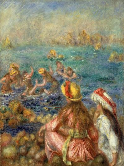 Bathers, 1892-Pierre-Auguste Renoir-Giclee Print