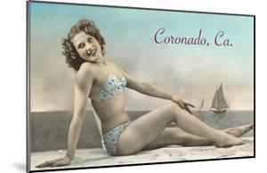 Bathing Beauty, Coronado, San Diego, California