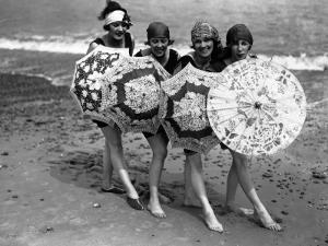 Bathing Girls