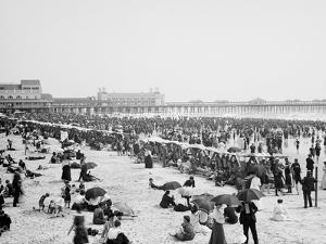 Bathing Hour, Atlantic City, N.J.
