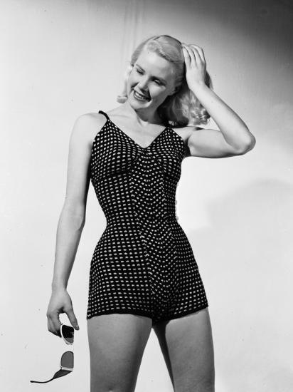 Bathing Suit-Chaloner Woods-Photographic Print